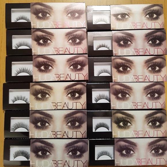 f7ed59177f3 HUDA BEAUTY Makeup | 2x Eye Lashes Fake Eyelashes | Poshmark